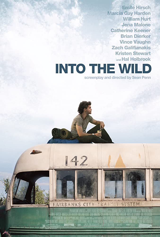 Movie Poster - Into The Wild