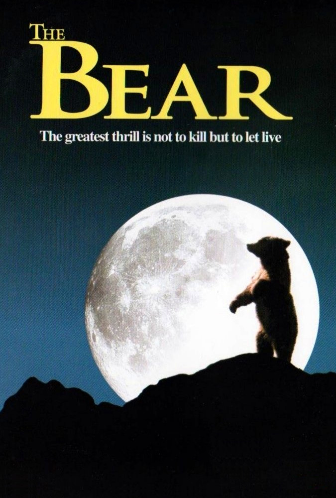 Movie Poster - The Bear